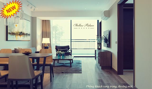 Chính sách ưu đãi khi mua chung cư Stellar Palace