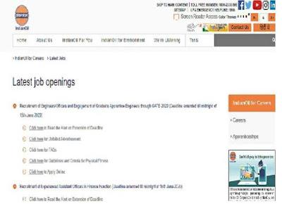 IOCL Sarkari Naukri 2020 Recruitment For Director (Pipeline)   Sarkari Jobs Adda
