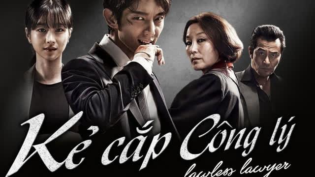 Kẻ Cắp Công Lý Trọn Bộ Tập Cuối (Phim Hàn Quốc HTV2 Lồng Tiếng)