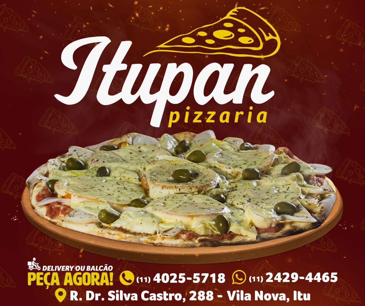 Nova opção para sua Pizza