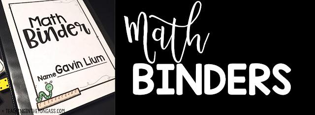 Math Binders