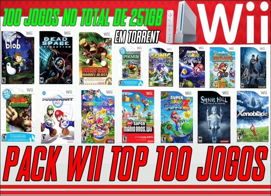 Wii games ntsc torrent