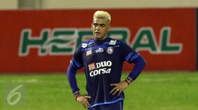 Cristian Gonzales Menggila, Arema Juara Piala Presiden 2017