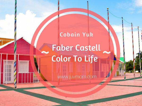 Bosen Main Itu-itu Aja? Cobain Yuk Faber Castell Color To Life