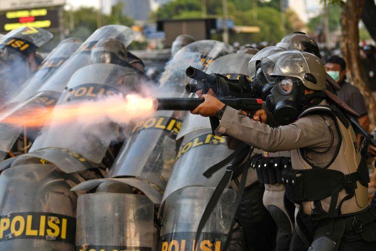 """Tanggapi Penilaian """"Rapor Merah"""" dari ICW, Polri: Kami Akan Senantiasa Profesional & Transparan"""