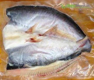 Khô cá hú món đặc sản sông nước
