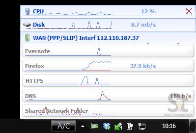 Yale Network Adapter Usage