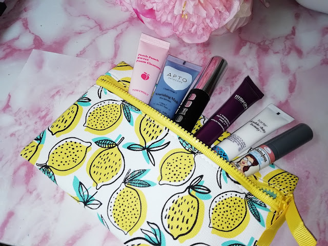 Review Ipsy glambag de abril