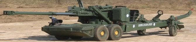 DRDO Will Begin Trials of Made-In-India Towed Artillery In June But Army Still Has 'Concerns'