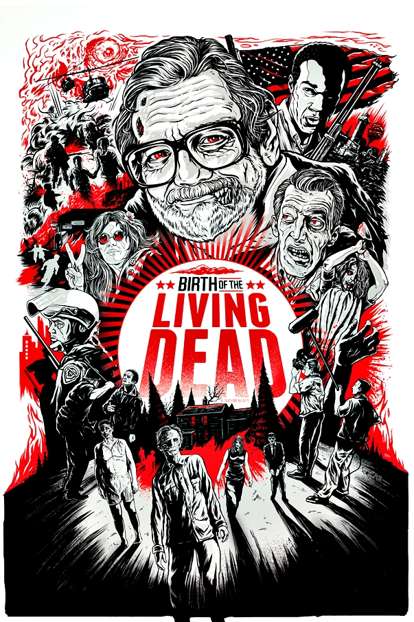 Birth of the Living Dead póster