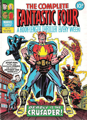 The Complete Fantastic Four #31