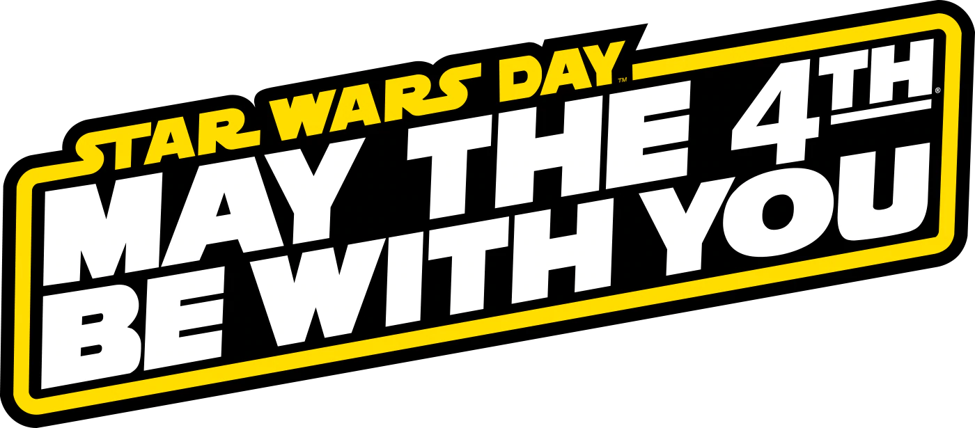 Happy Star Wars Day   May The 4th Be With You