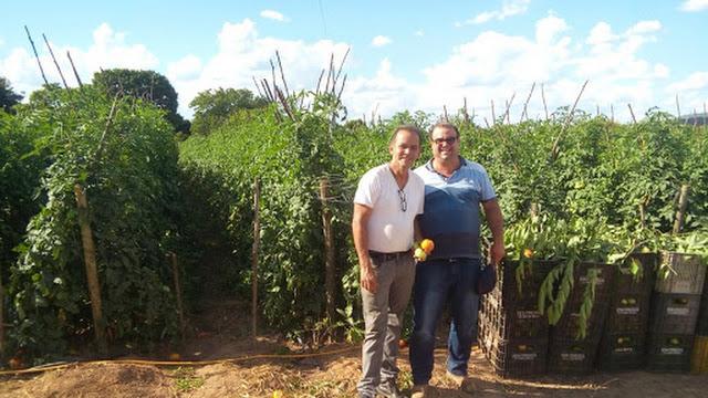 Emater aponta novas alternativas para agricultores de Rio Pardo de Minas