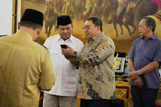 Prabowo: People's strength cannot be prevented