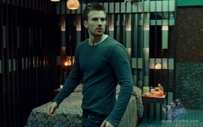 Chris evans Nick Gant HERÓIS mutante
