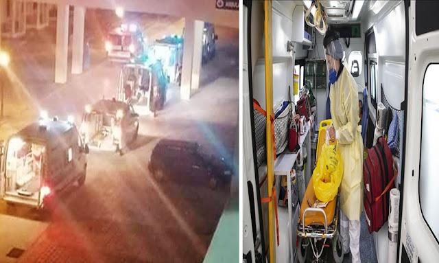 صفاقس نفاد الاوكسجين من مستشفى الهادي شاكر لمرضى كورونا