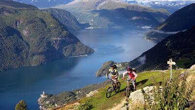 Qué hacer en Noruega - Ciclismo (consejos)