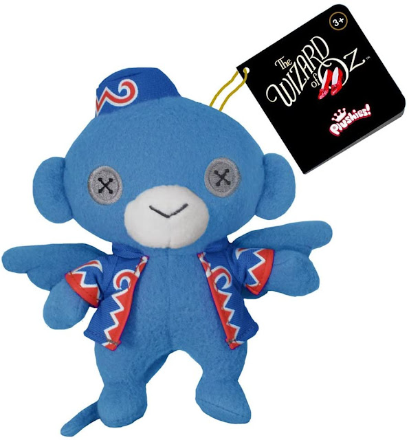 Fans of the Wizard of Oz might or might not want to add this Flying Monkey Plushie by Funko to their collection!