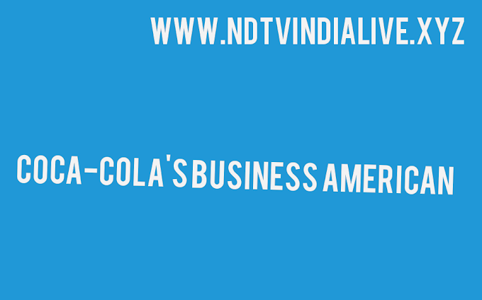 Coca-Cola Business American