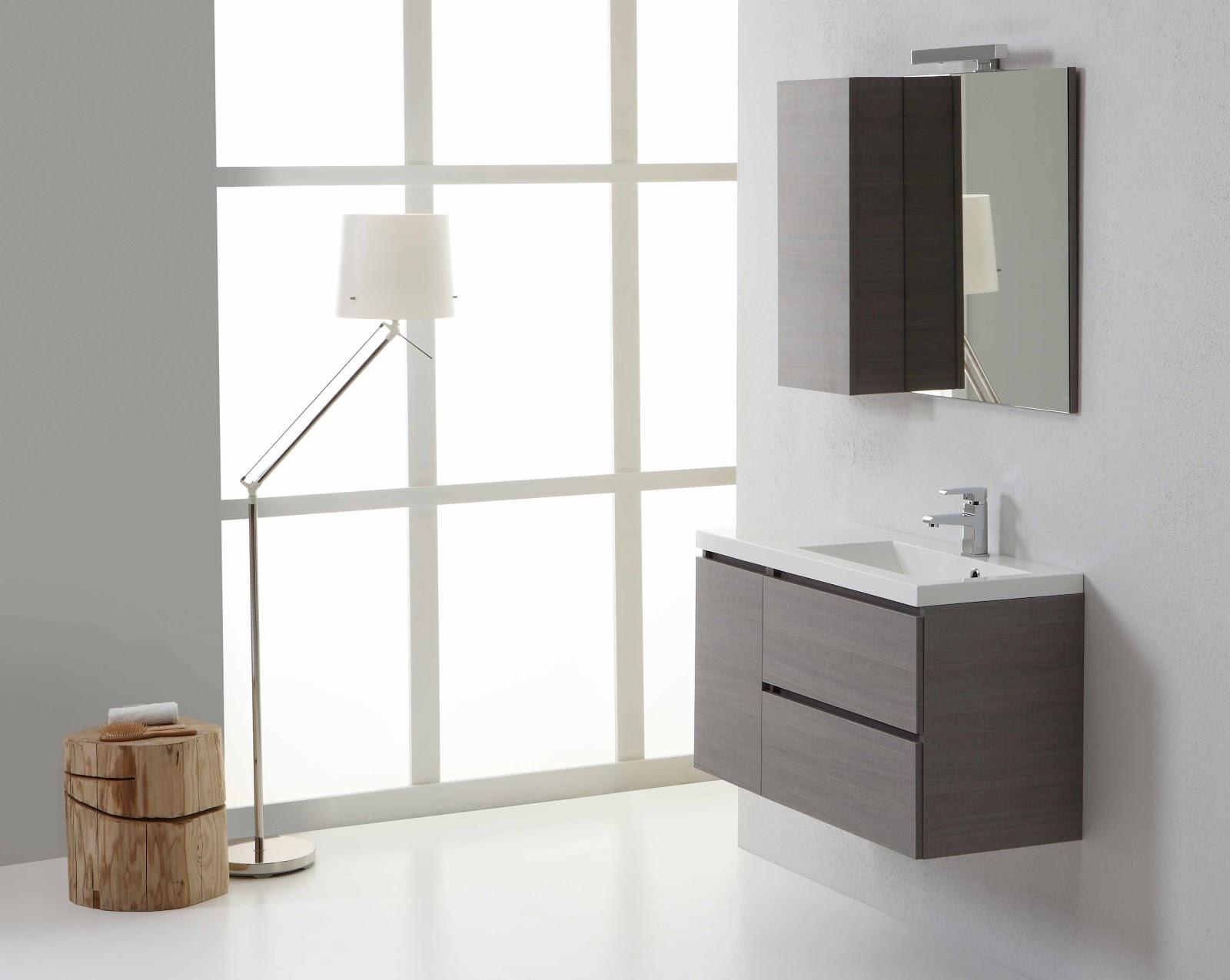 Corriere del web mobili bagno moderni kv store - Accessori bagno moderni ...