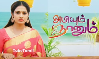 Abiyum Naanum 27-11-2020 Tamil Serial