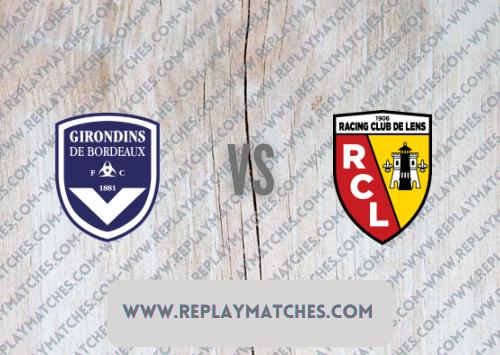 Bordeaux vs Lens -Highlights 12 September 2021