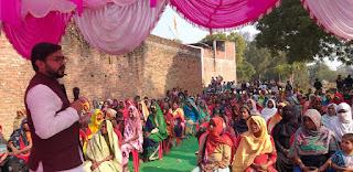 प्रदेश में कानून का राज खत्म जंगलराज कायम : तनुज पुनिया