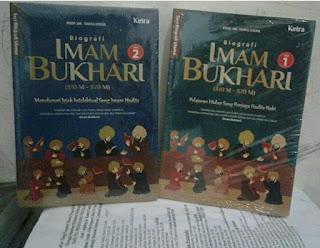 Buku Biografi Imam Bukhari Toko Buku Aswaja Surabaya