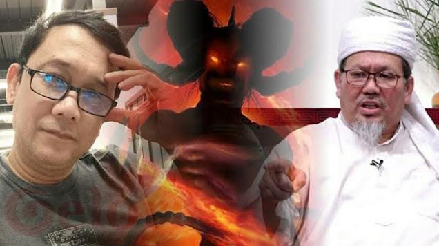 Ngomong soal Nabi Adam & Iblis, Denny Siregar Tak Berkutik Dapat Jawaban Telak dari Tengku Zulkarnain