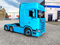Mod Scania S730 V8 New Generation + Interior v1.0 Euro Truck Simulator 2