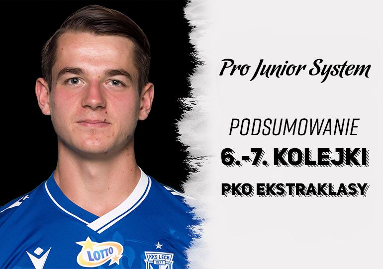 Jakub Kamiński<br><br>fot. Przemysław Szyszka / Lech Poznań / lechpoznan.pl<br><br>graf. Bartosz Urban