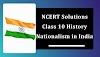 NCERT Class 10 History Chapter 2 Notes Nationalism in India