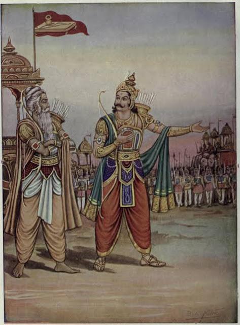mahabharat story द्रुपद कोन था