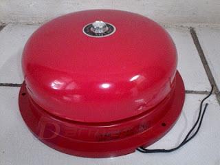 Darmatek Jual Alarm Bell TAB 4 inch 220VAC