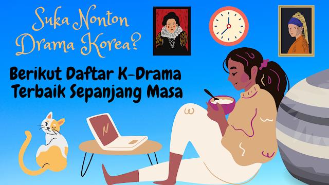 drama-drama korea terbaik sepanjang masa dari tahun 2000-an