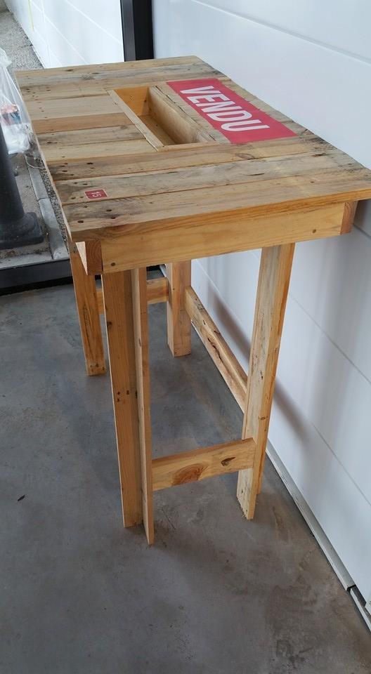 table basse palette leroy merlin. Black Bedroom Furniture Sets. Home Design Ideas