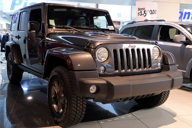 2017 Jeep Wrangler Dealers Deal