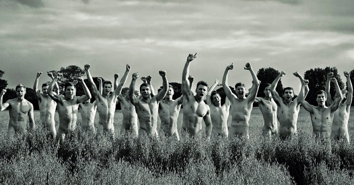 Naked Warwick Rowers 2015 Calendar Is Now Up, Fights -2328