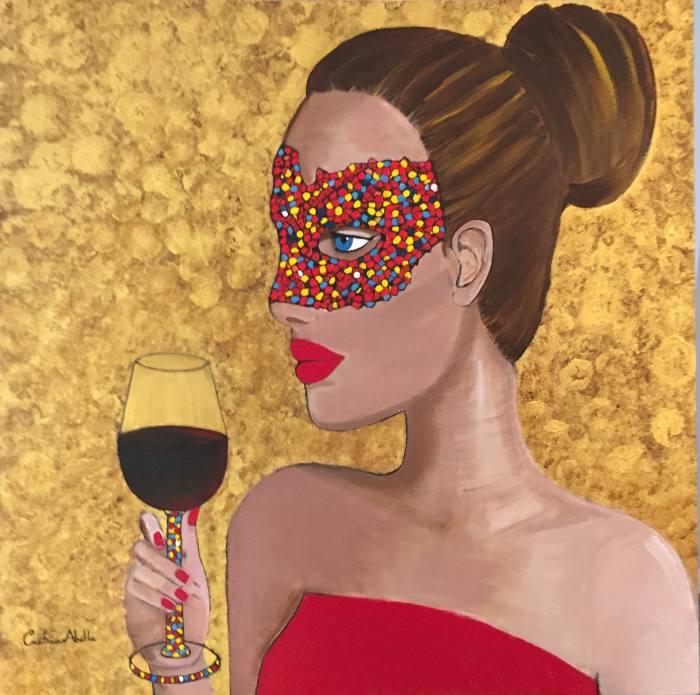 Позитивное искусство. Cristina Abella