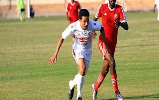 محمد إبراهيم يحسم لقب رجل مباراة الضبعة