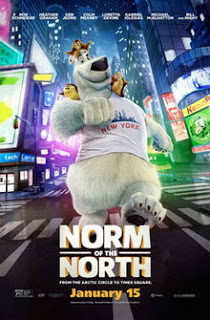 Film Norm of the North (2016) Subtitle Indonesia