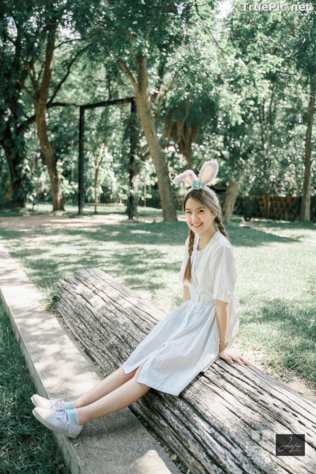 Image Thailand Cute Model - Napat Cdhg - Gam Bunny Girl - TruePic.net - Picture-5