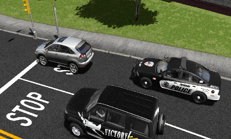تحميل لعبة city car driving للكمبيوتر برابط مباشر
