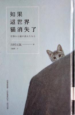 如果這世界貓消失了書面