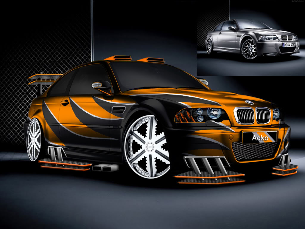 Mundo Dos Carros: Papel De Parede Photoshop Tuning