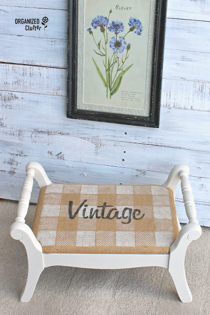 14 Thrifted Stool Upcycle Ideas