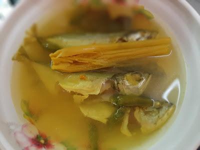 Ikan masak singgang