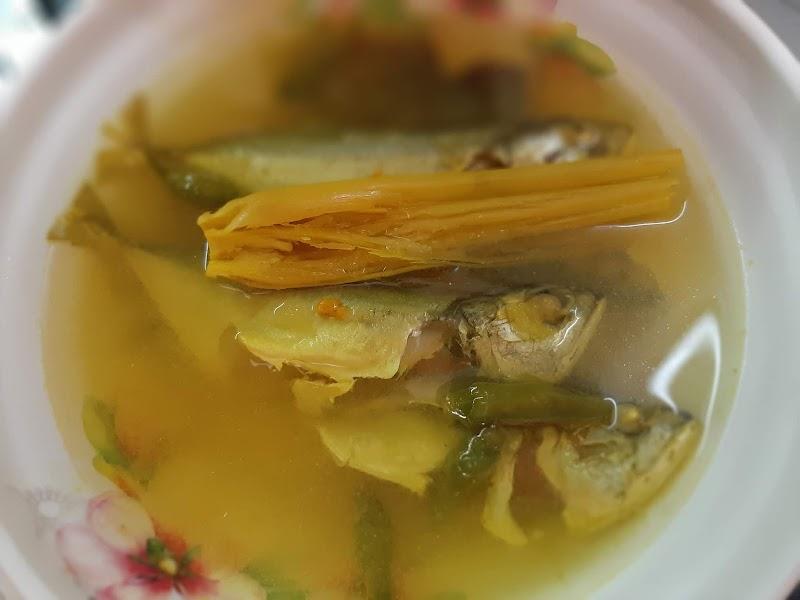 Resepi Ikan Masak Singgang
