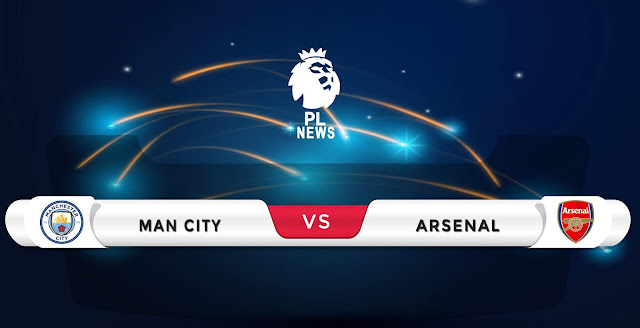 Manchester City vs Arsenal Prediction & Match Preview