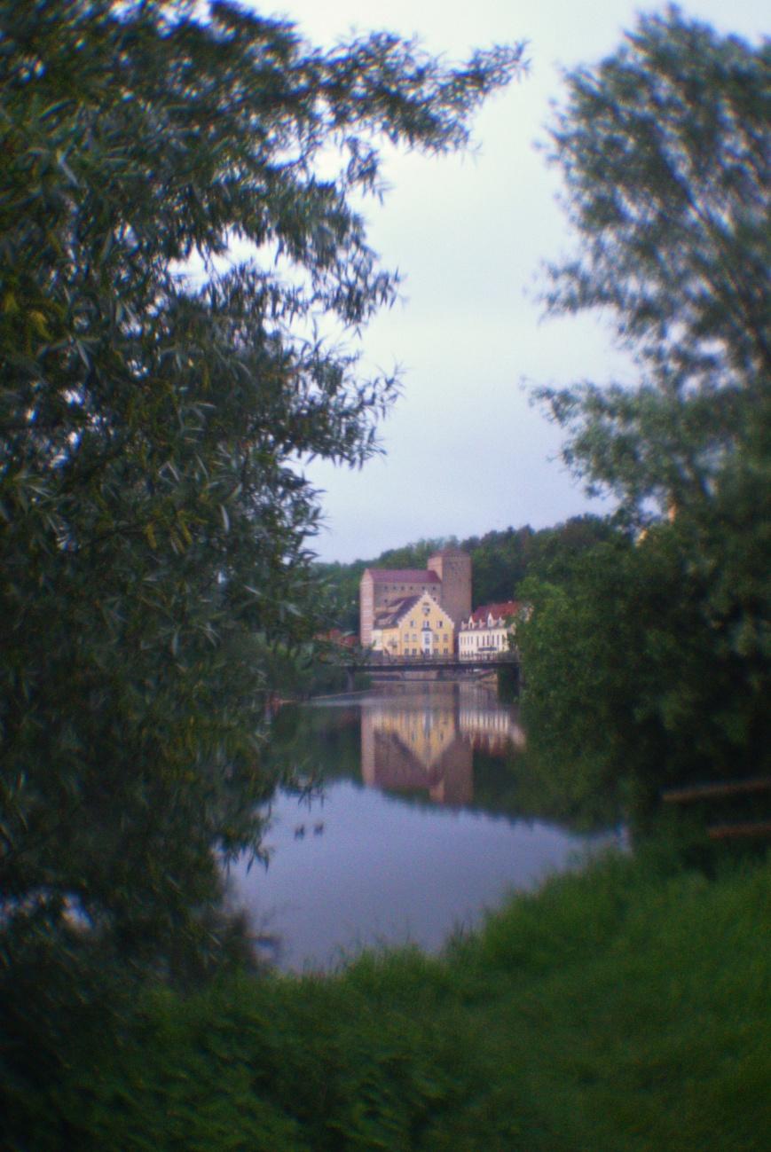 Klostermühle mit Kollimator